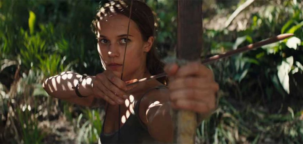 #Trailer Tomb Raider