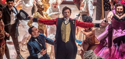 #Trailer El Gran Showman