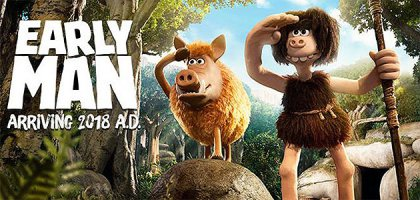#Animación Teaser Trailer de Early Man