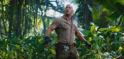 #Trailer: Jumanji 2: Welcome to the Jungle
